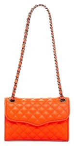 Rebecca Minkoff Quilted Mini Shoulder Bag