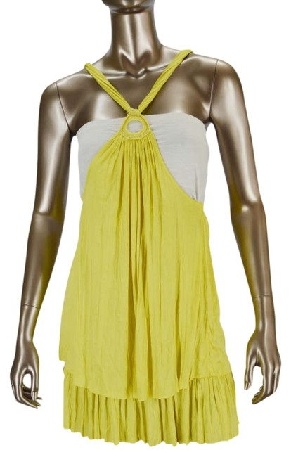 Preload https://item1.tradesy.com/images/free-people-yellow-anthropologie-halter-crochet-tiered-mini-short-casual-dress-size-4-s-331130-0-0.jpg?width=400&height=650