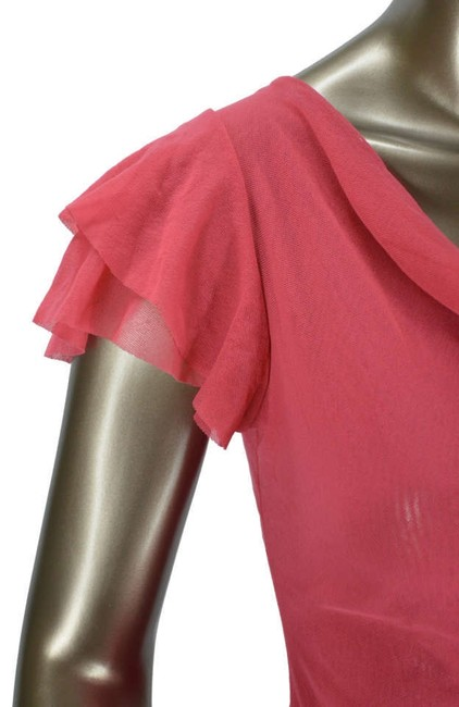Sweet Pea by Stacy Frati Top Coral