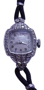 Other Estate Platinum 34 old European cut diamond hamilton
