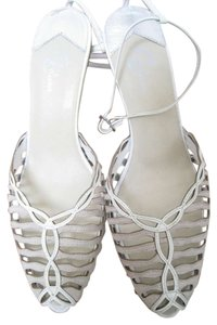 Bata Light beige , white Sandals