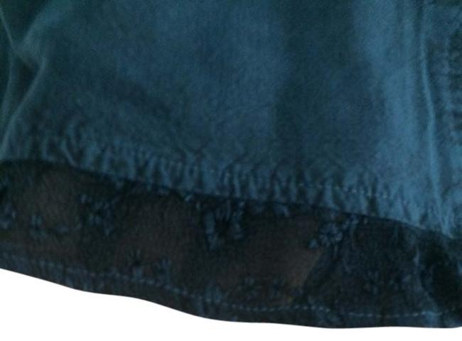 L.S.I. Slip over top with gypsy skirt