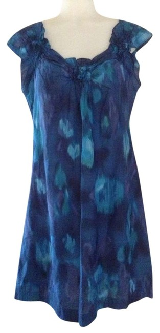 Lucky Brand short dress Blue on Tradesy