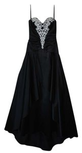 Masquerade Strapless Embellished Embroidered Ball Gown Sweetheart Classic Dress