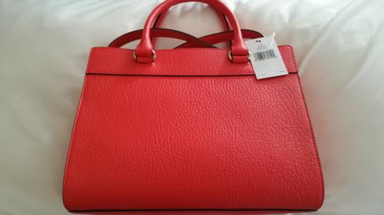 Kate Spade Tote in Empire Red