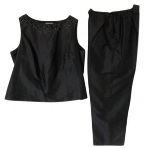 Kate Hill Sleeveless silk top and pants