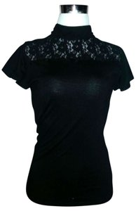 Blu Heaven Top black