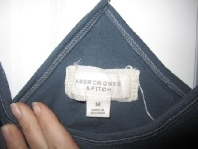 Abercrombie & Fitch Top Blue