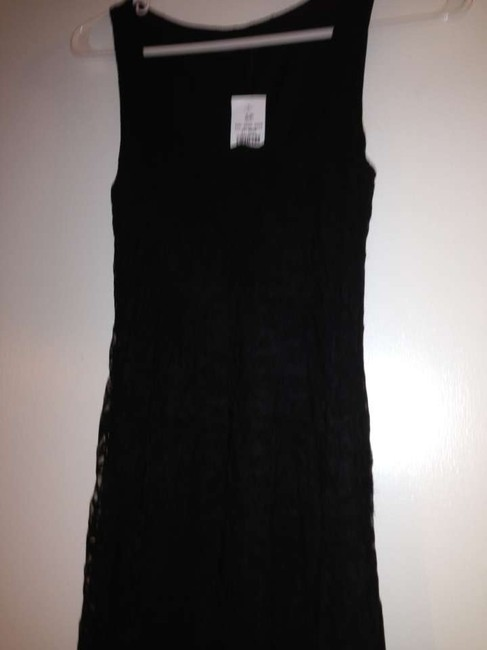 Obsessions Couture Lace High Low Sophisticated Sexy Dress