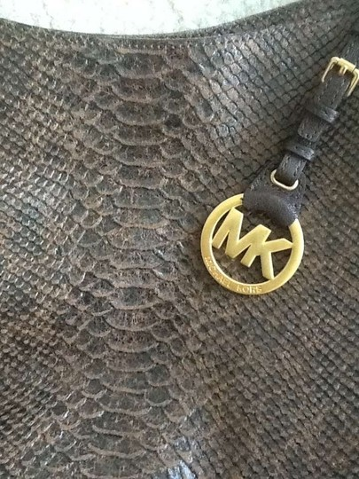 Michael Kors Tote in Dark brown