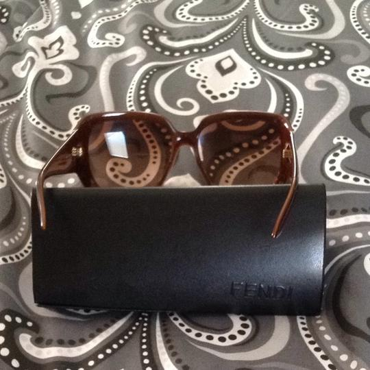 Fendi Fendi Sunglasses Brown