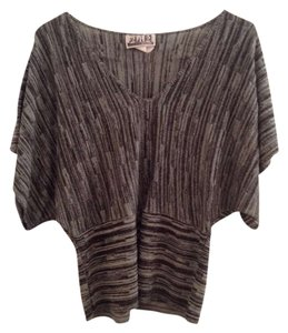 212 Collection Poncho Tunic