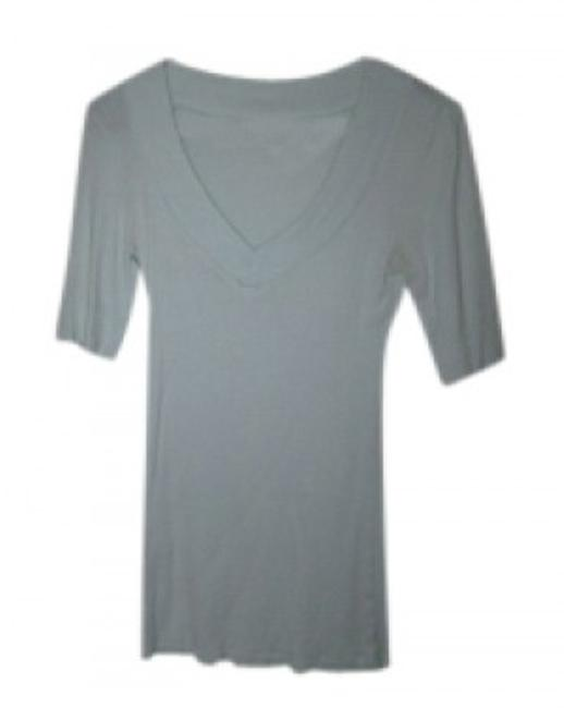 Preload https://item3.tradesy.com/images/express-mint-basic-v-neck-t-shirt-tee-shirt-size-4-s-33212-0-0.jpg?width=400&height=650