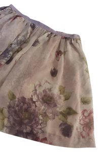 Japanese brand short dress Floral mixed on Tradesy