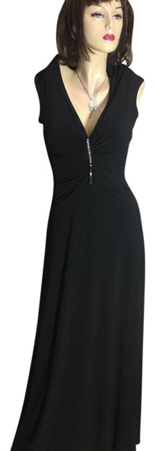 Laundry by Shelli Segal Tie Wedding Long Evening Mother Of The Bride Evening Gown Dress