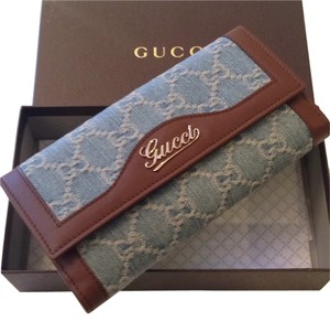 Gucci 100% Authentic Guaranteed Gucci Long Wallet
