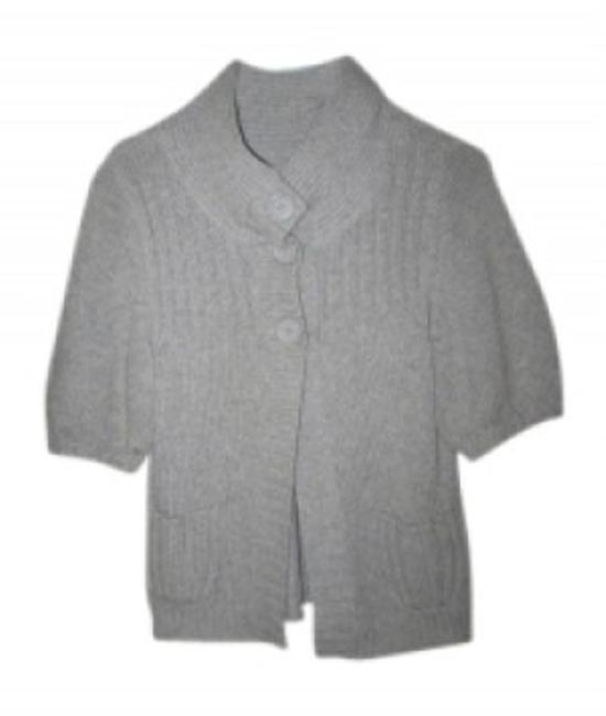 Preload https://img-static.tradesy.com/item/33218/express-three-button-gray-sweater-0-0-650-650.jpg