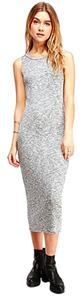Grey Maxi Dress by Forever 21 21 Heather Maxi