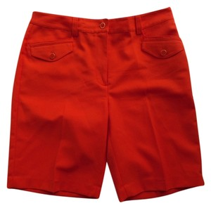 EP Pro Golf Bermuda Shorts Red