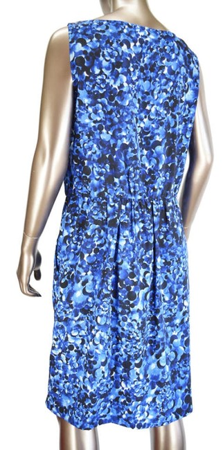 DKNY short dress Blue on Tradesy