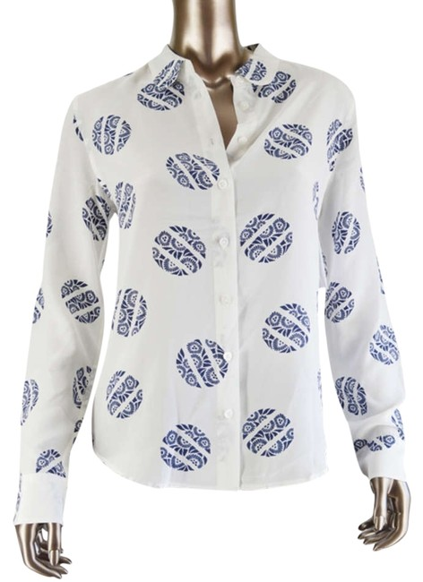 Preload https://item4.tradesy.com/images/equipment-bluebright-white-femme-long-sleeve-bluebright-floral-printed-silk-blouse-size-4-s-332373-0-0.jpg?width=400&height=650