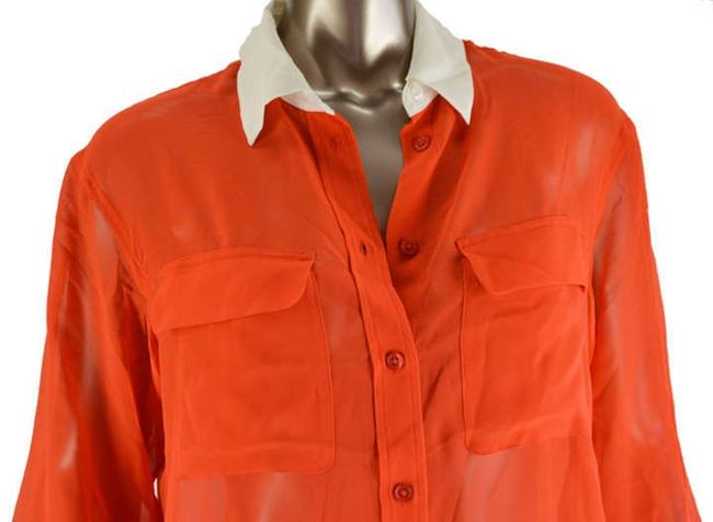 Equipment Top Fiery Red