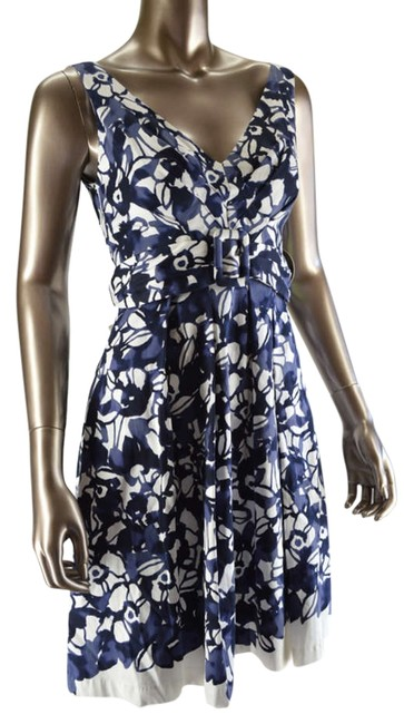 Preload https://item4.tradesy.com/images/eva-franco-blue-anthropologie-alexa-fit-and-knee-length-short-casual-dress-size-2-xs-332413-0-0.jpg?width=400&height=650