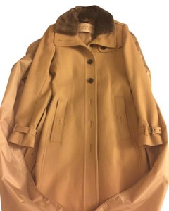 Burberry Brit Vintage Fur Coat