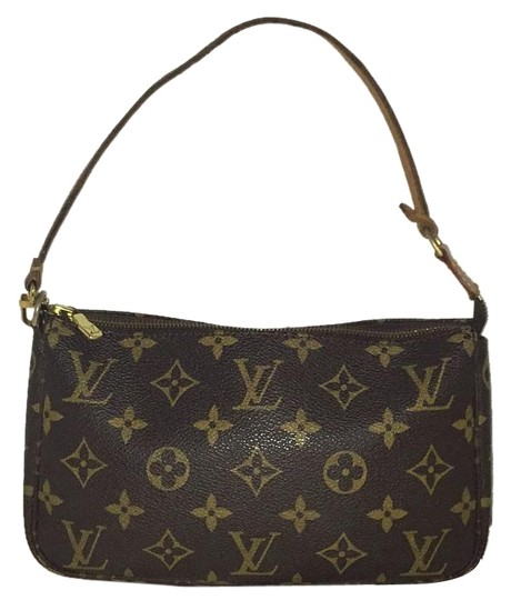Preload https://item5.tradesy.com/images/louis-vuitton-pochette-accessoires-m51980-accessory-pouch-monogram-brown-canvas-leather-shoulder-bag-3324544-0-3.jpg?width=440&height=440