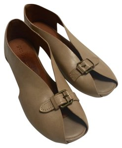 Gentle Souls Tan Sandals