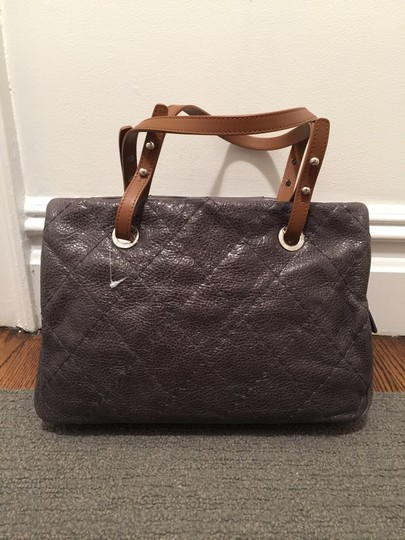 Chanel Tote in Grey