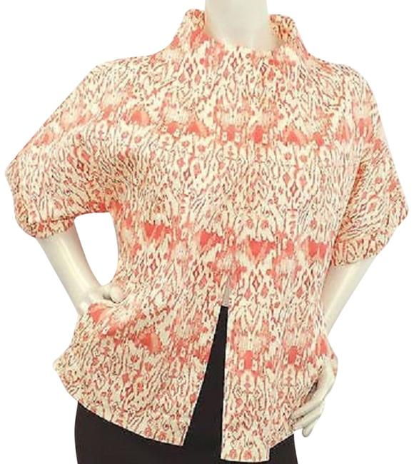 Preload https://item4.tradesy.com/images/cache-short-sleeves-print-high-neck-cotton-spandex-blend-m-blouse-size-8-m-3325198-0-0.jpg?width=400&height=650