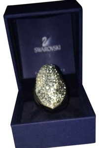 Swarovski Swarovski Silver Cocktail Ring
