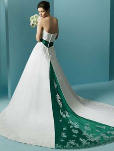 Alfred Angelo Dream In Color #1708 Wedding Dress