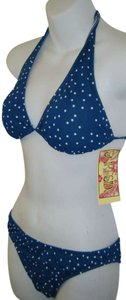SURFSIDE SWIMSUIT L NWT SURFSIDE TRIANGLE BRA TOP