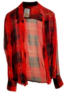 Lobos Multi-purpose Button Down Shirt plaid