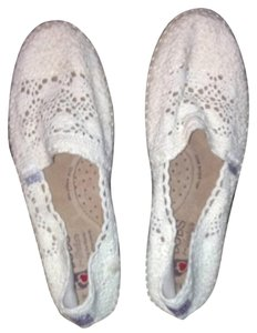 Skechers Crochet Summer Natural Flats
