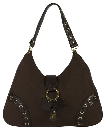 Preload https://img-static.tradesy.com/item/3326590/fratelli-rossetti-brown-canvasleather-hobo-bag-0-0-540-540.jpg