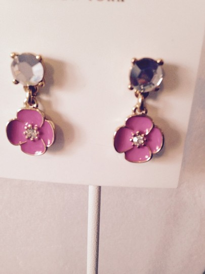 Kate Spade Kate Spade Enamel/Crystal Bouquet Necklace Only! Matching Pieces sold Seperately. Image 6