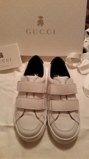 Gucci White Athletic