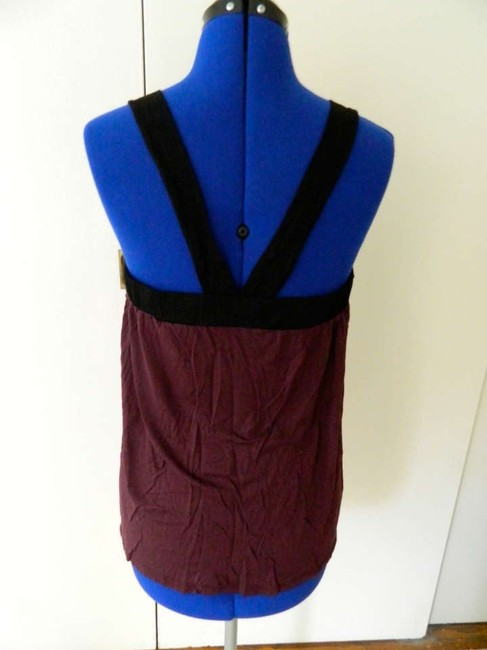 Forever 21 Top Black and purple