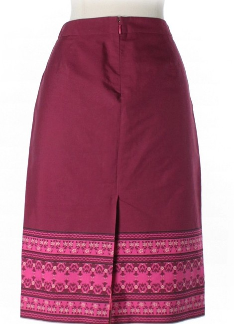 Michael Kors Skirt Red, purple, pink