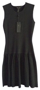 BCBGMAXAZRIA Bcbg Dropwaist Ruffle Dress