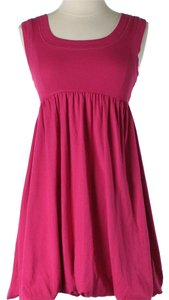 French Connection short dress Pink/red (Magenta) on Tradesy