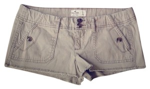 Hollister Mini/Short Shorts tan