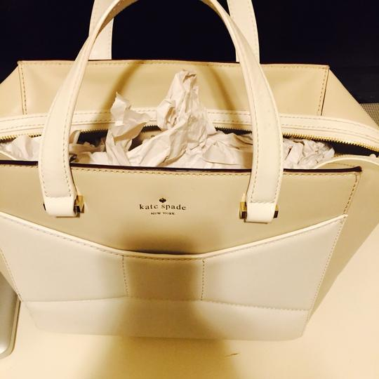 Kate Spade Tote in Two Toned