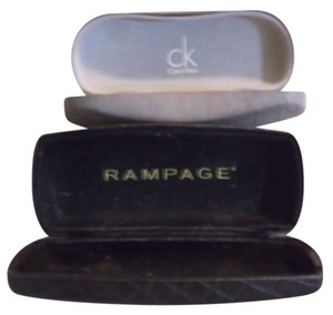 Rampage & Ck Sunglassess case Calvin Klein and Rampage