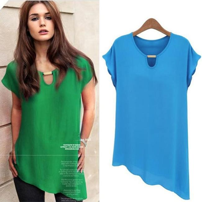 Other Clothing Dress Top Blue Image 1