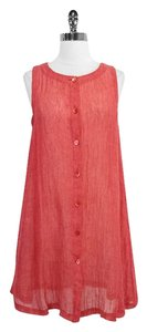 Eileen Fisher short dress on Tradesy