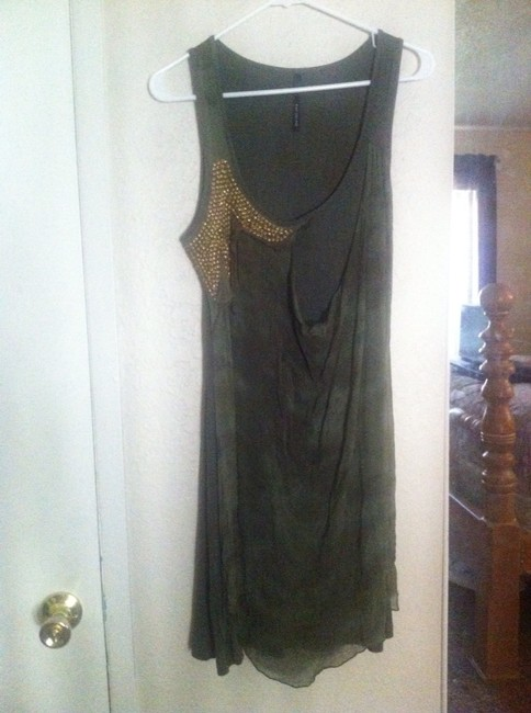 Nordstrom short dress Olive on Tradesy